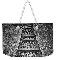 Ladder To The Treehouse Weekender Tote Bag