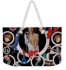 Ladies And Gentlemen - The Rolling Stones Weekender Tote Bag