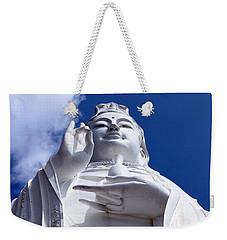 Lady Buddha Vietnam Weekender Tote Bag