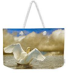 Lady-in-waiting Weekender Tote Bag