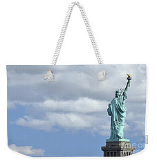 Lady Liberty   1 Weekender Tote Bag