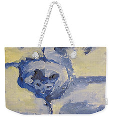 Lady On The Coach  Weekender Tote Bag
