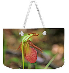 Lady Slippers At Moore State Park 4 Weekender Tote Bag