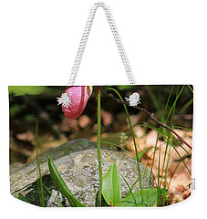 Lady Slippers At Moore State Park 3 Weekender Tote Bag