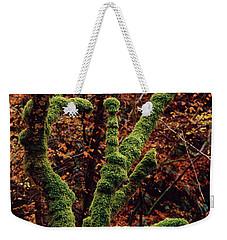 Lael Forest Garden 1 Weekender Tote Bag