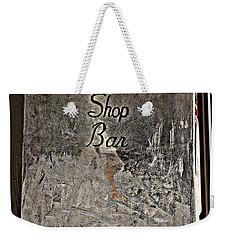 Lafitte's Blacksmith Shop Bar Weekender Tote Bag