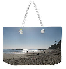 Laguna Beach Afternoon Weekender Tote Bag by Connie Fox