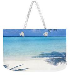 Laguna Maldives Weekender Tote Bag
