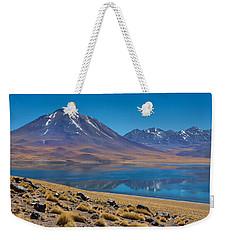 Laguna Miscanti Weekender Tote Bag
