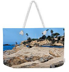 Laguna Weekender Tote Bag by Tammy Espino