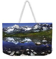 Lake Weekender Tote Bag