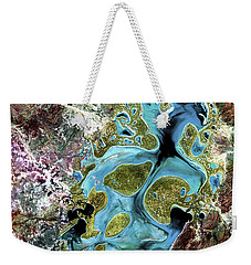 Lake Carnegie Western Australia Weekender Tote Bag by Adam Romanowicz
