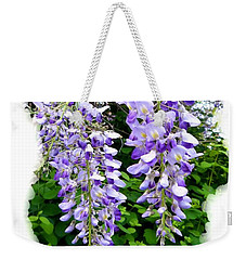 Lake Country Wisteria Weekender Tote Bag