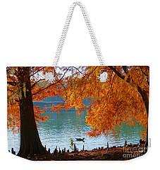 Lake Ella Morning Weekender Tote Bag
