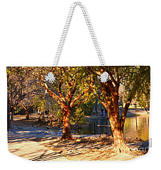 Lake Ella Trail Weekender Tote Bag