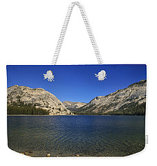 Lake Ellery Yosemite Weekender Tote Bag