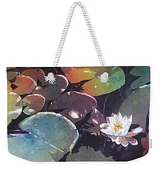 Lake Garden Weekender Tote Bag