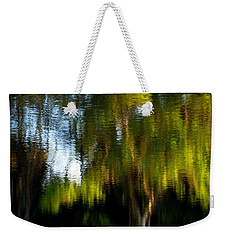 Lake In Green Weekender Tote Bag
