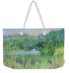 Lake Isaac Impressions Weekender Tote Bag