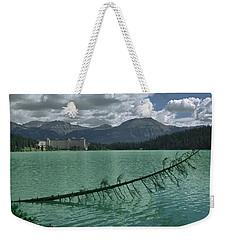 Lake Louise - 2 Weekender Tote Bag