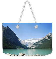 Lake Louise Alberta Canada Weekender Tote Bag