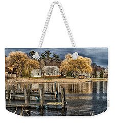 lake Michigan Weekender Tote Bag
