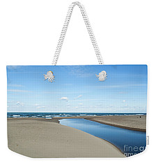 Lake Michigan Waterway  Weekender Tote Bag