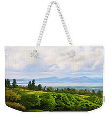 Lake Naivasha From Home Weekender Tote Bag by Anthony Mwangi