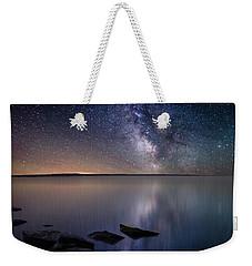 Lake Oahe Weekender Tote Bag