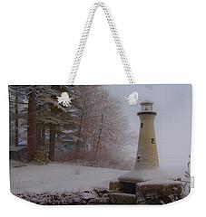 Lake Potanipo Lighthouse Weekender Tote Bag