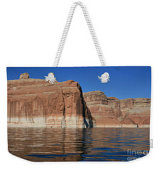 Lake Powell Cliffs Weekender Tote Bag
