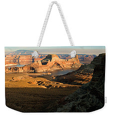 Lake Powell From Alstrum Pt 02 Weekender Tote Bag