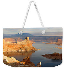 Lake Powell From Alstrum Pt 12 Weekender Tote Bag