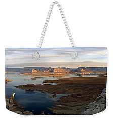 Lake Powell From Alstrum Pt Pan 2 Weekender Tote Bag