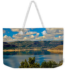 Lake Roosevelt Weekender Tote Bag