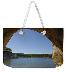 Lake Texoma Eisenhower State Park  Texas Weekender Tote Bag