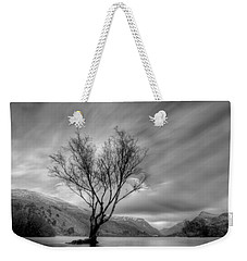 Lake Tree Mon Weekender Tote Bag
