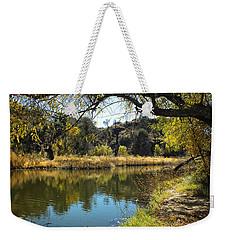 Lake View Weekender Tote Bag by Lucinda Walter