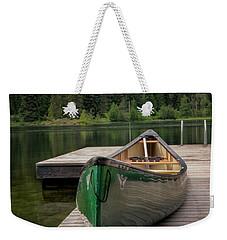 Lakeside Peace Weekender Tote Bag