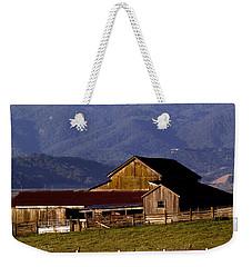 Lakeville Barn Weekender Tote Bag