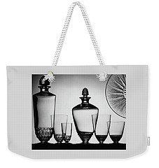 Lalique Glassware Weekender Tote Bag by The 3