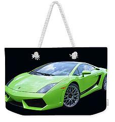 Lambourghini Salamone  Weekender Tote Bag