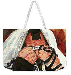 Lamentations Weekender Tote Bag