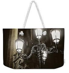 Lamp Light St Mark's Square Weekender Tote Bag