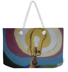 Lamp Without A Shade Weekender Tote Bag