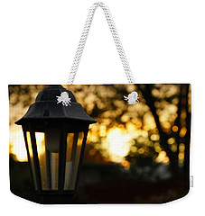 Lamplight Weekender Tote Bag by Photographic Arts And Design Studio
