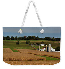 Lancaster County Farm Weekender Tote Bag