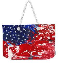 Land Of Liberty Weekender Tote Bag