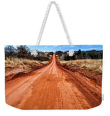 Land Run 100 Weekender Tote Bag