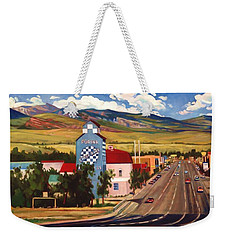 Lander 2000 Weekender Tote Bag by Art James West